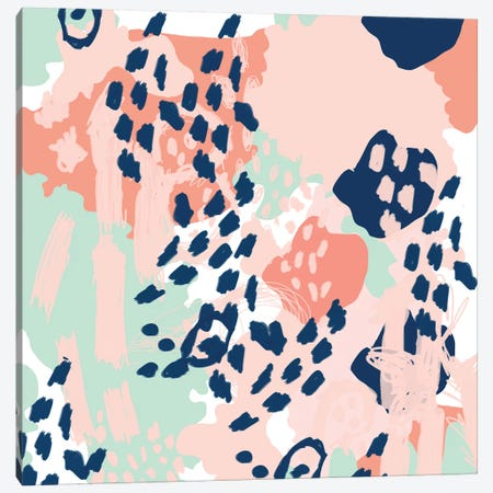 Kela Canvas Print #CHW53} by Charlotte Winter Canvas Art