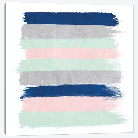 Ostara Stripes Canvas Print #CHW79} by Charlotte Winter Canvas Art