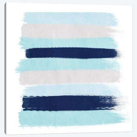 Riley Stripes Canvas Print #CHW93} by Charlotte Winter Canvas Art
