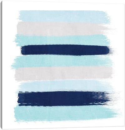 Riley Stripes Canvas Art Print