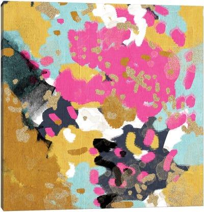 Sacha Canvas Art Print