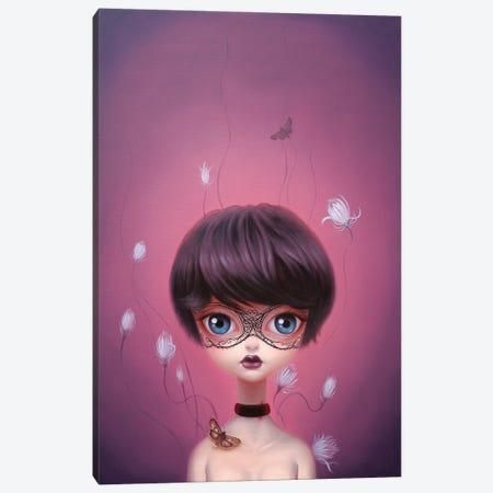 Blindfolded Travel Canvas Print #CHZ13} by Chen Hongzhu Canvas Art Print