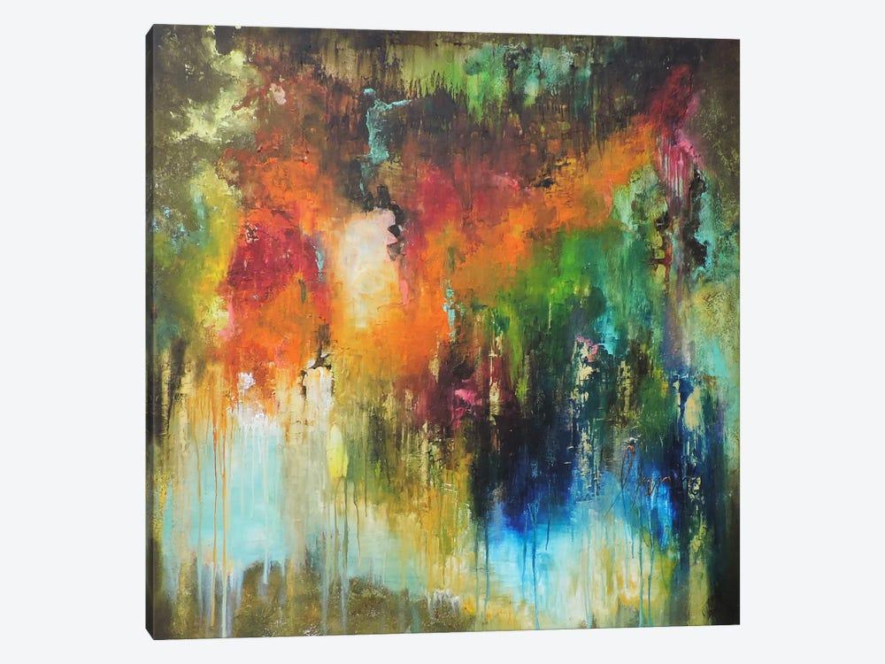 Estaciones by Leticia Herrera 1-piece Canvas Art