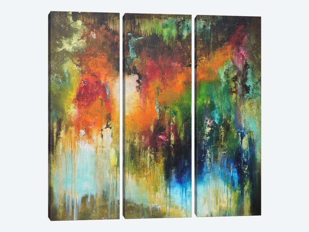 Estaciones by Leticia Herrera 3-piece Canvas Wall Art