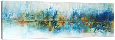 Aqua Azul Canvas Art Print