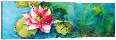 Horizontal Flores VI Canvas Art Print