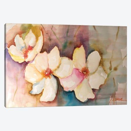 Horizontal Flores VII Canvas Print #CIA26} by Leticia Herrera Canvas Art Print