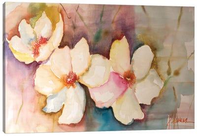 Horizontal Flores VII Canvas Art Print