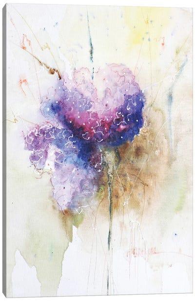 Hortenzzia I Canvas Art Print