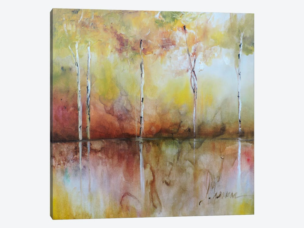 Alazanas II by Leticia Herrera 1-piece Canvas Art