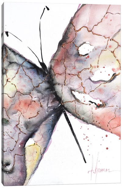 Mariposa I Canvas Art Print