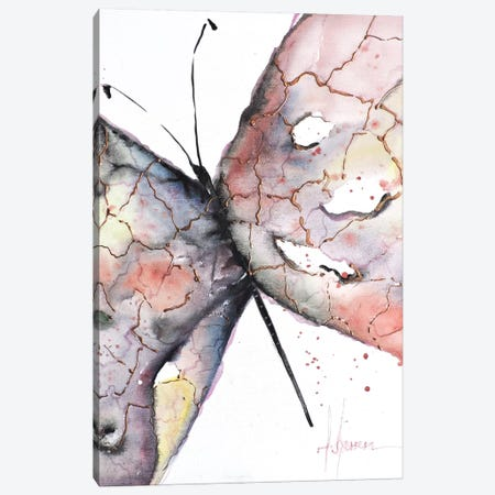 Mariposa I Canvas Print #CIA31} by Leticia Herrera Canvas Print