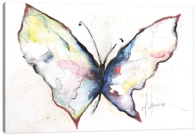 Mariposa II Canvas Art Print
