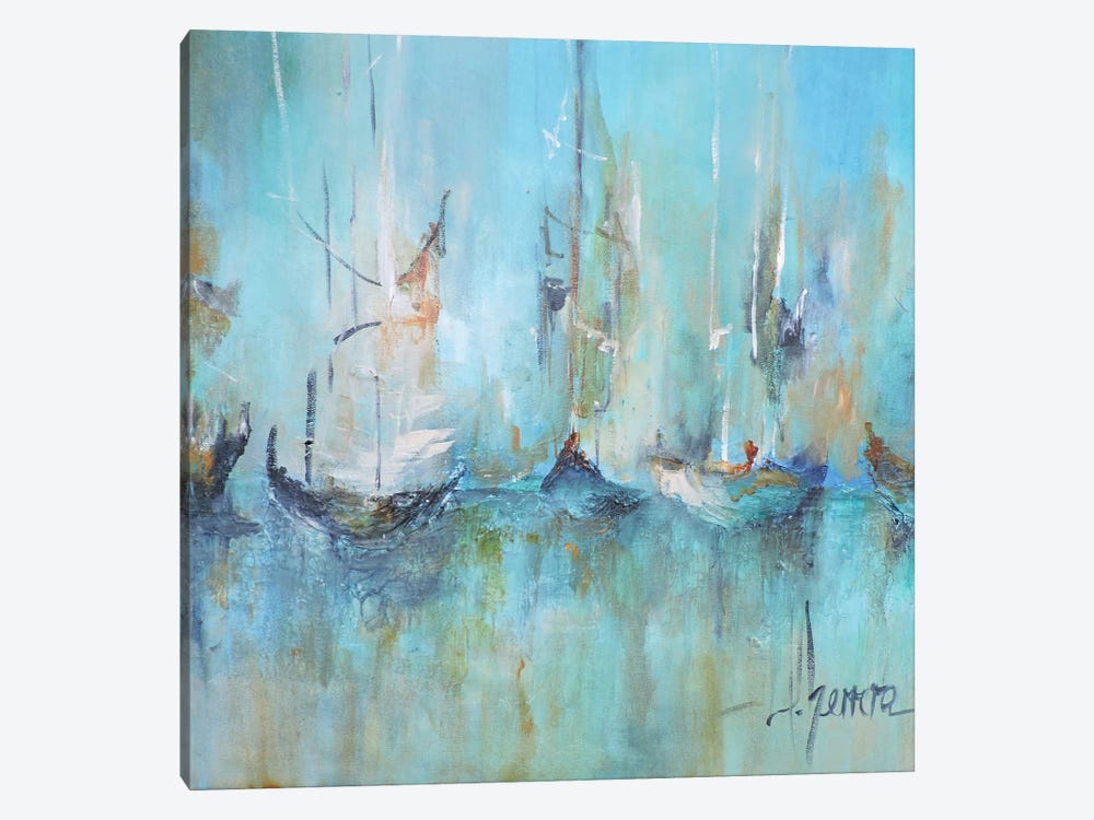 Altamar by Leticia Herrera 1-piece Canvas Print