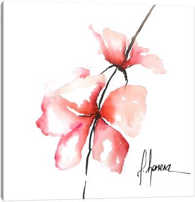 Bold Floral II Canvas Art Print