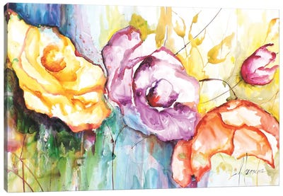 Preferidas III Canvas Art Print