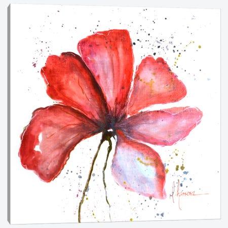 Bold Floral III Canvas Print #CIA6} by Leticia Herrera Canvas Art