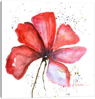 Bold Floral III Canvas Art Print