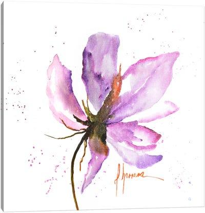 Bold Floral IV Canvas Art Print