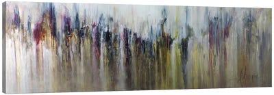Cascada Metalica Canvas Art Print