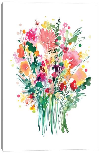 Caramel Canvas Art Print