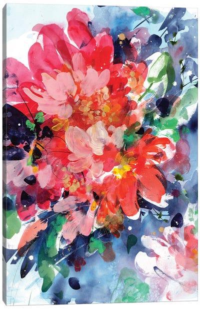 Cosmic Hug Canvas Art Print