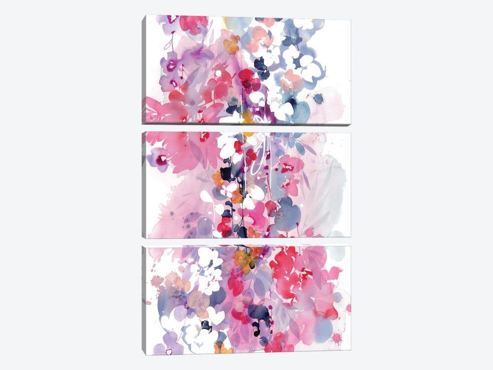Fade by CreativeIngrid 3-piece Canvas Art