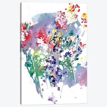 Glimpse Canvas Print #CIG24} by CreativeIngrid Art Print