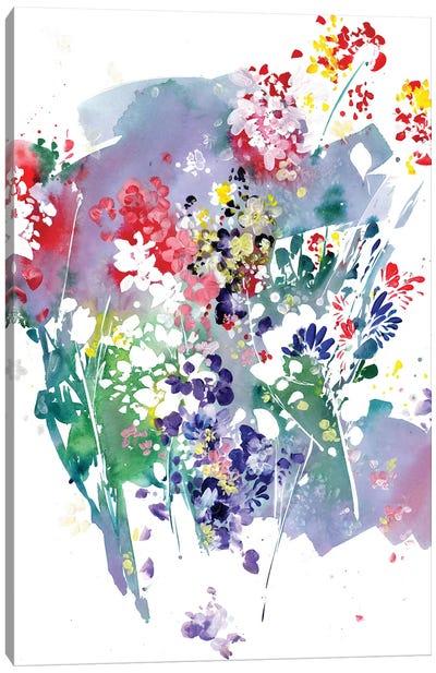 Glimpse Canvas Art Print