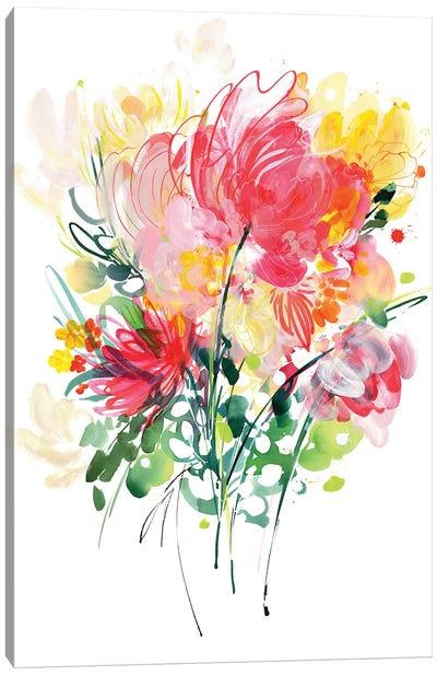Hidden Rose Canvas Art Print