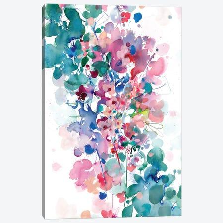 In Between 3-Piece Canvas #CIG26} by CreativeIngrid Canvas Print