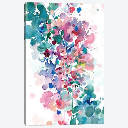 In Between Canvas Print #CIG26} by CreativeIngrid Canvas Print