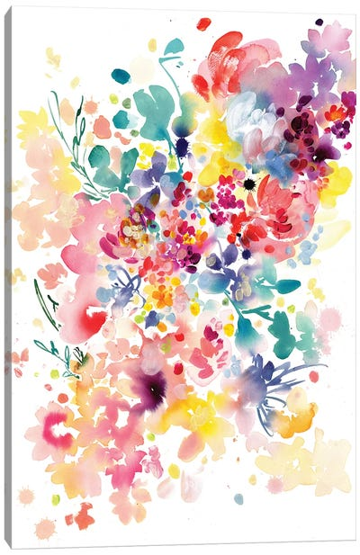 Aura by CreativeIngrid Canvas Art Print