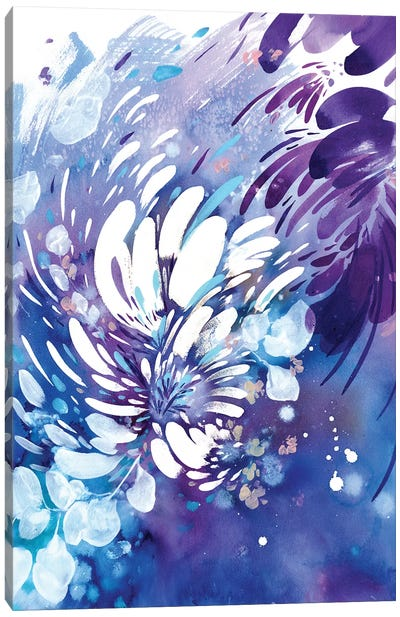 Purple Dream Canvas Art Print