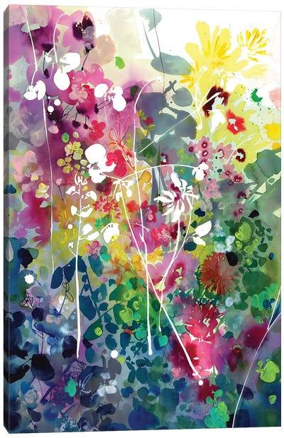 Silhouettes Canvas Art Print