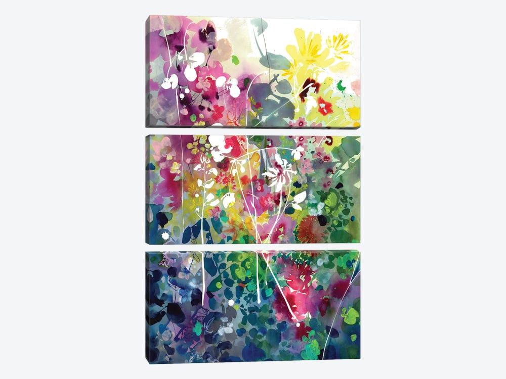 Silhouettes by CreativeIngrid 3-piece Canvas Wall Art