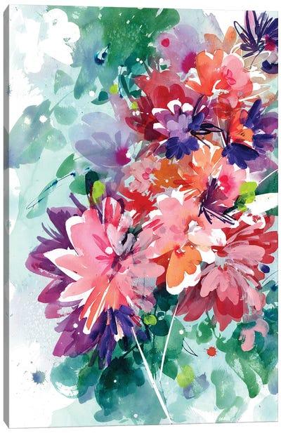 Super Bloom Canvas Art Print