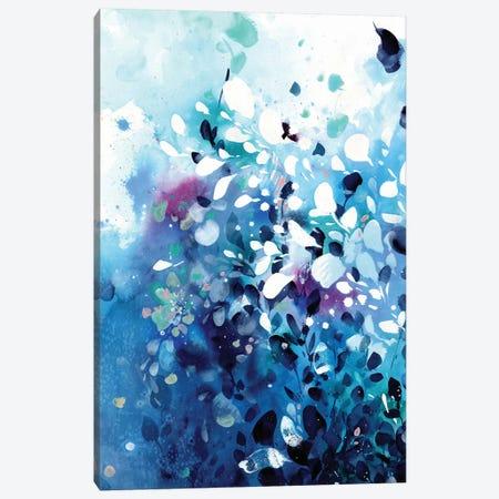 Underwater Canvas Print #CIG44} by CreativeIngrid Canvas Art Print