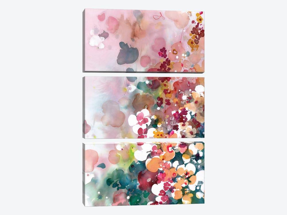 Whisper by CreativeIngrid 3-piece Canvas Print