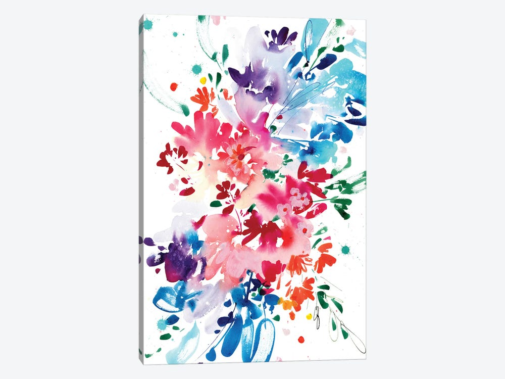 Aware by CreativeIngrid 1-piece Canvas Art