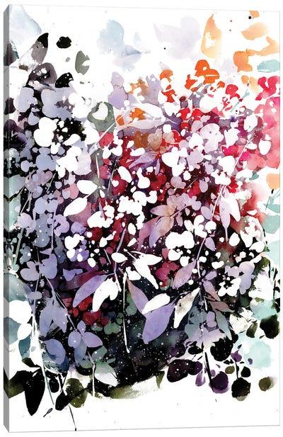 Dusk Garden Canvas Art Print