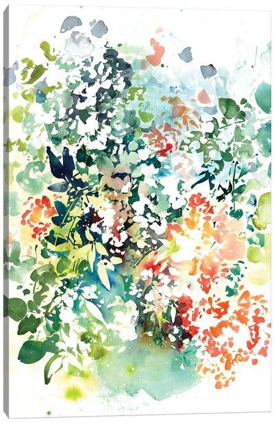 Hidden Garden Canvas Art Print