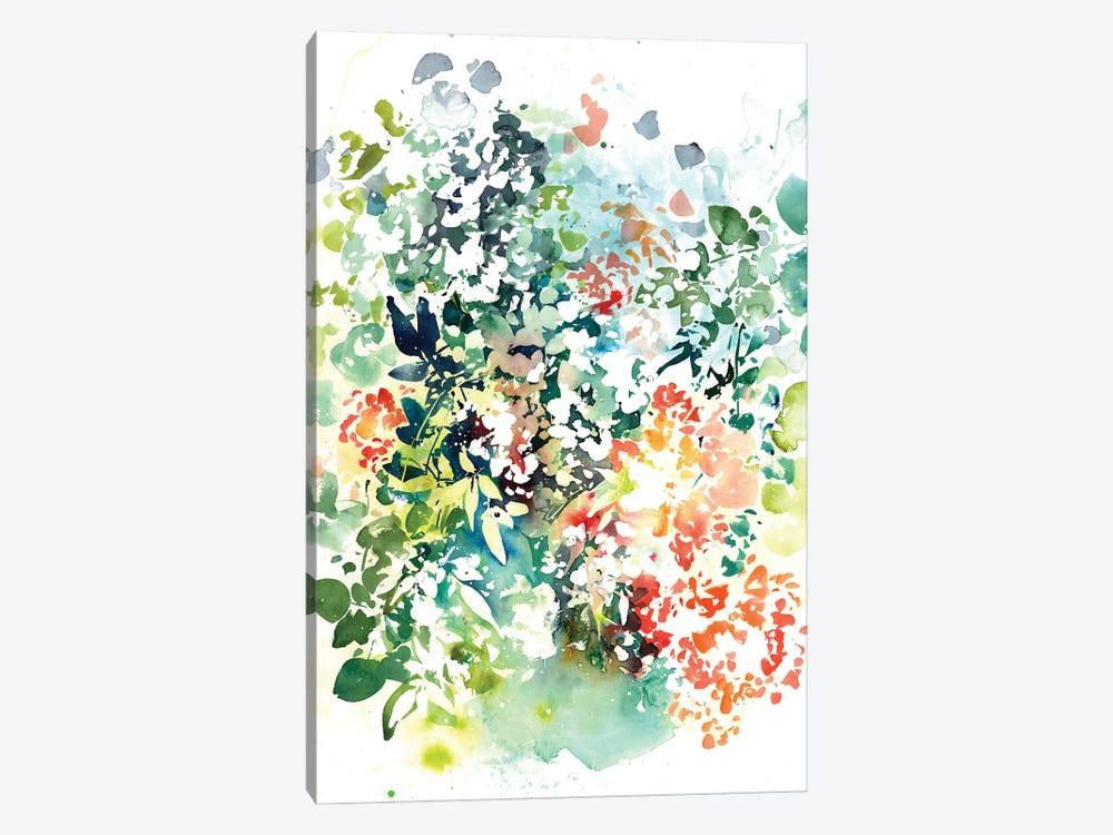 Hidden Garden by CreativeIngrid 1-piece Canvas Art
