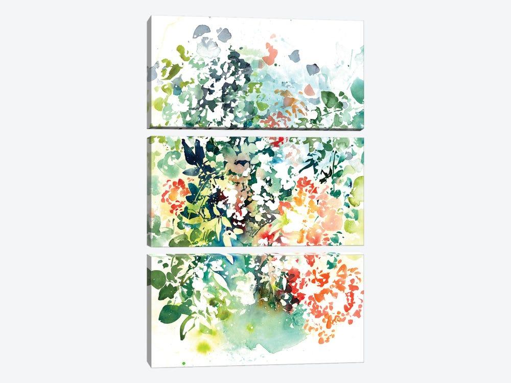 Hidden Garden by CreativeIngrid 3-piece Canvas Artwork