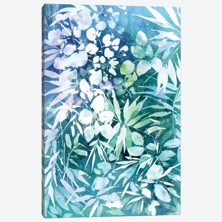 Jungle Dream Canvas Print #CIG63} by CreativeIngrid Canvas Artwork