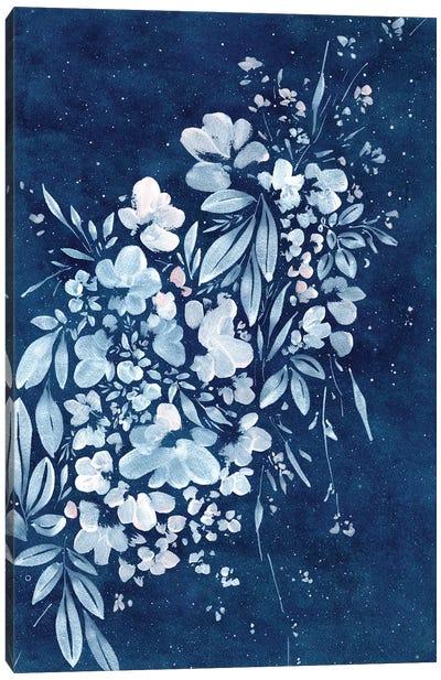 Blue Wish Canvas Art Print
