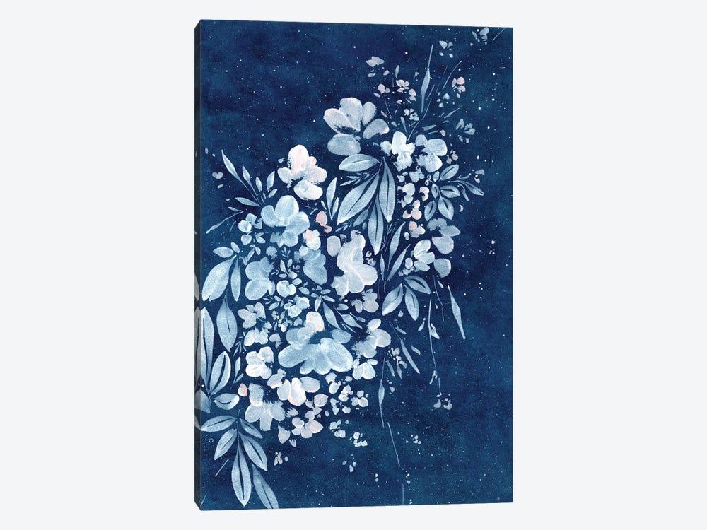 Blue Wish by CreativeIngrid 1-piece Canvas Print