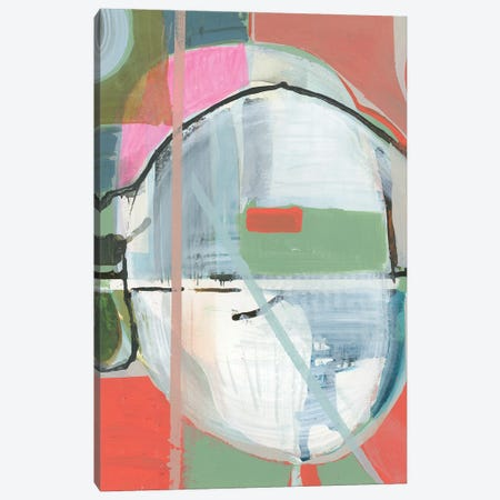 Collage I Canvas Print #CII28} by Cartissi Canvas Wall Art