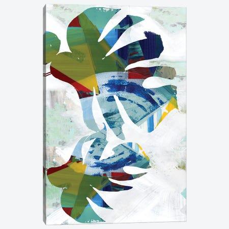 Monstera III Canvas Print #CII37} by Cartissi Canvas Artwork