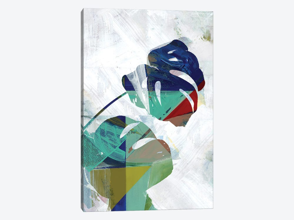 Monstera VI by Cartissi 1-piece Canvas Art Print